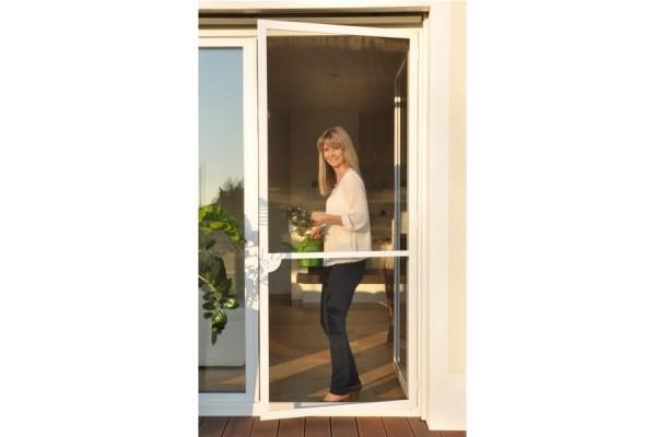 Insektengitter für Türen bis 1200 x 2400 mm Bausatz